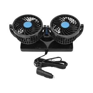 Car 360 Degree 12V Cooler Fan