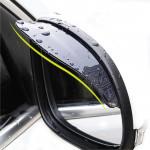3R Car Styling Rain Eyebrow Mirror