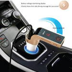 4 in 1 Hands Free Wireless Bluetooth FM MP3 Player