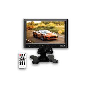 7 Inch TFT LCD Screen Car Dashboard Monitor