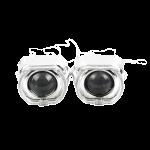 Bi-XENON Square Projector Lens