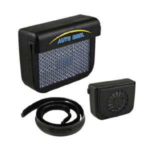 Car Automatic Ventilation Fan
