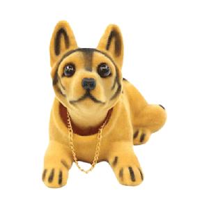 Car Dashboard Decoration Shaking Head Dog