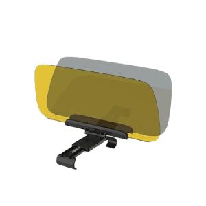 Car Driving Anti-Glaring Sun Visor Board for HD Vision