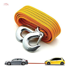 Car Florescence Towing Rope