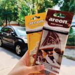 Car Hanging Air Freshner (Mon Areon)