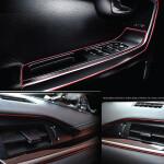 Car Interior Trim Dashboard Door Safety Strip