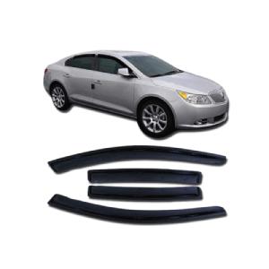 Car Rain Shed and Side Window Deflectors