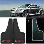 Car TRD Carbon Mud Flaps (1 Pair)