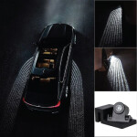 Car Wing Angle Ghost Shadow Light