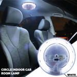 Circle Car Room Cool Lamp
