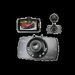 Full HD Car Dash Cam Recorder Night Vision with Motion-Sensor Camera