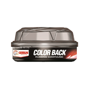 Getsun High Quality Color Back Rubbing Compound Car Wax