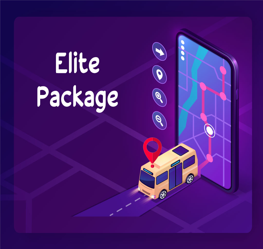 Elite Package GPS Tracker