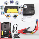 High Powered Car Jump Starter and Tire Pressure Inflator