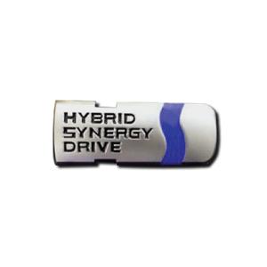 Hybrid Metal Sticker