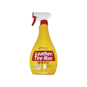 Leather & Tire Wax