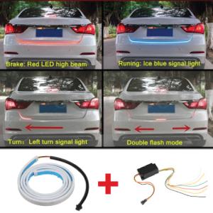 LED Smile Trunk Turning Light