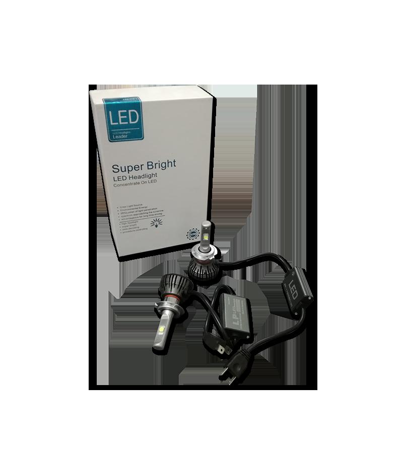 Original 10,000 Lumen Super Bright LED Headlight