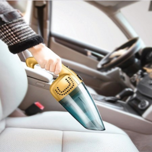 Rechargeable Automobile Vacuum Cleaner