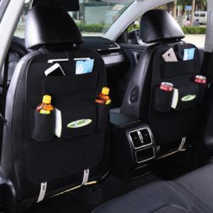 Seat Back Storage PU Leather