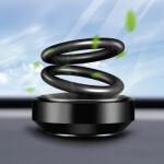 Solar Rotary Suspension Aroma Perfume