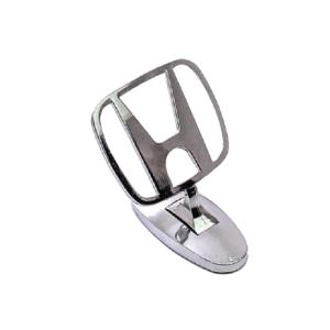 Stainless Still Honda Car Bonnet Logo