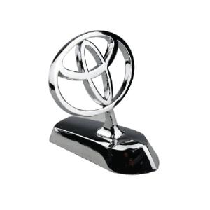 Toyota Metal Logo