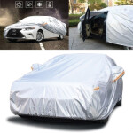 Universal Car Cover  (Mid SUV)