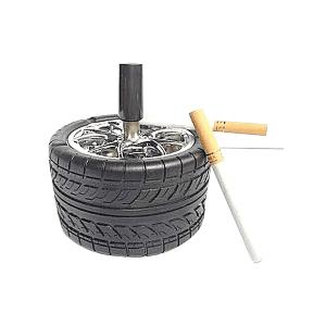 Universal Durable Car Wheel Ashtray