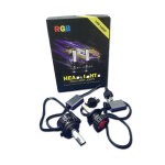 Universal RGB 7 Color LED Headlight