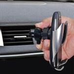 Wireless Charging Car Phone Holder