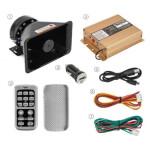 Wireless Remote Control 200W Emergency Siren